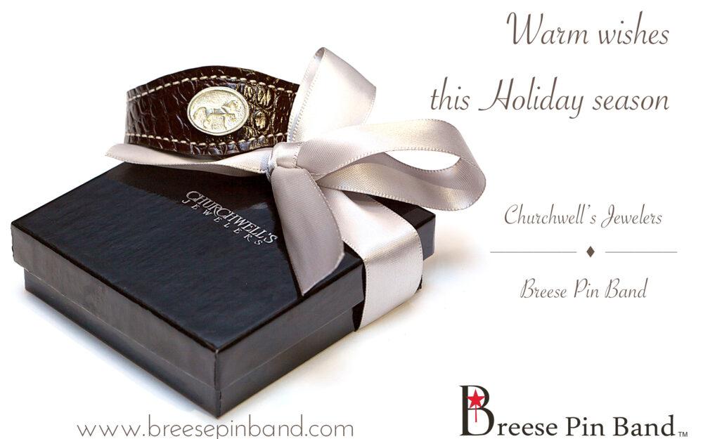 Breese Pin Band Churchwell's Jewelers Ad