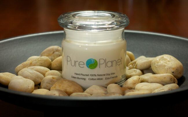 Pure Planet product photography